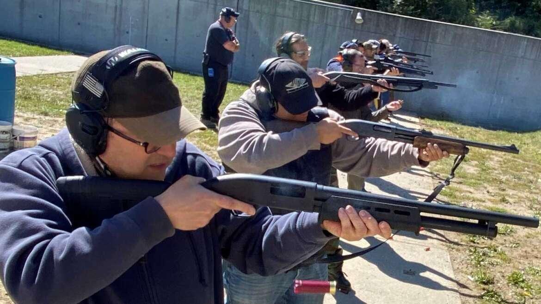 NRA Basic Shotgun