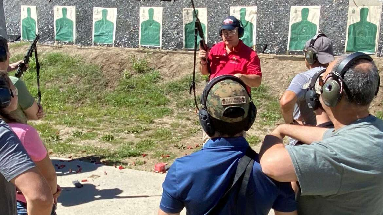 General Instruction for Rifle, Pistol and Shotgun