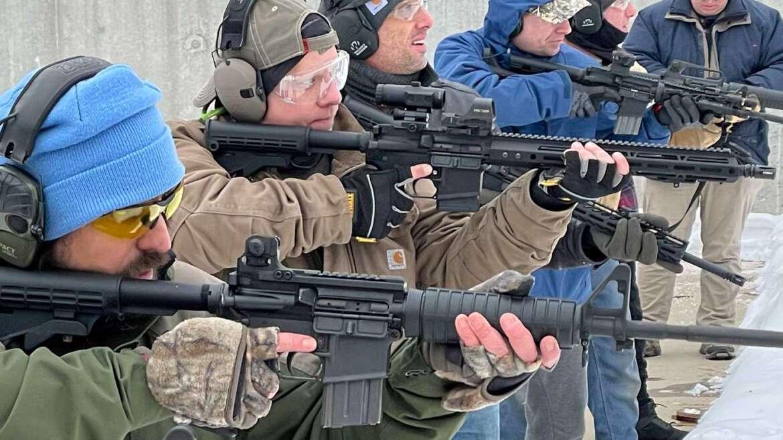Tactical Civilian Carbine / Shotgun Training Course
