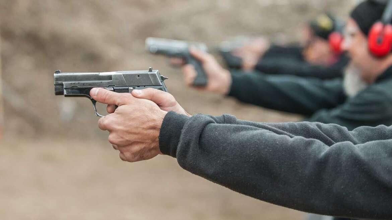 Full Day Tactical Handgun Training